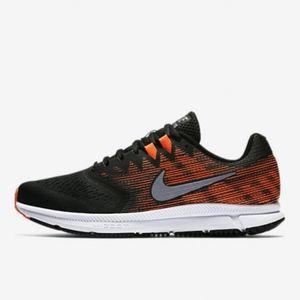 Nike ZOOM SPAN 2 Men's Running Shoes Black